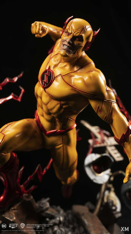 PRE-ORDER: XM Studios DC Rebirth Reverse Flash Limited Edition 1:6 Scale Statue