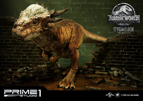 PRE-ORDER: Prime 1 Legacy Museum Collection Jurassic World: Fallen Kingdom (Film) Stygimoloch 1/6 scale Statue