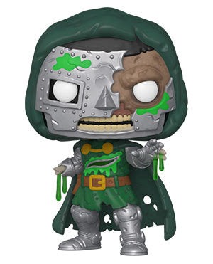 Funko Pop! Marvel Zombies: Zombie Dr. Doom