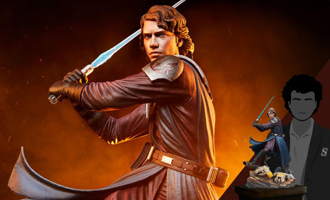 PRE-ORDER: Sideshow Collectibles Anakin Skywalker Mythos Statue