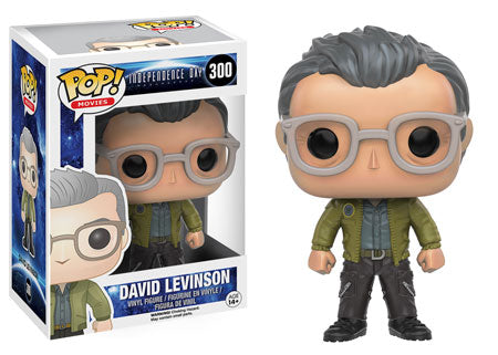 Funko Pop Movies: Independence Day 2 Davis Levinson #300 - collectorzown