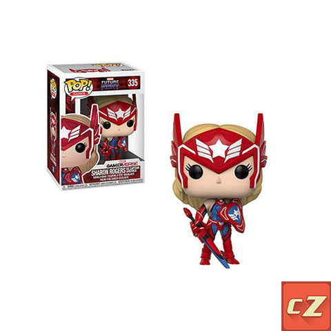 Funko Pop Games: Marvel Future Fight Sharon Rogers #335 - collectorzown