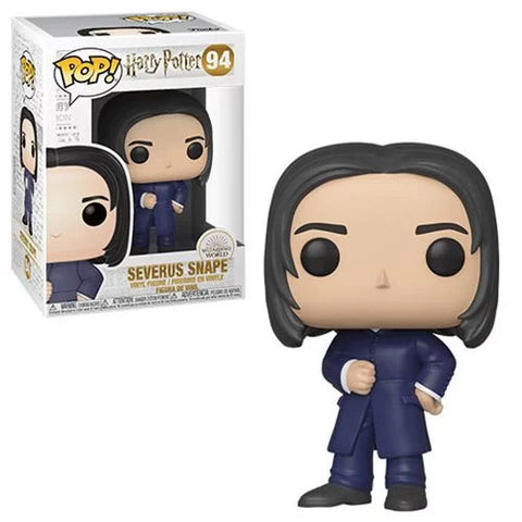 Funko Pop! Harry Potter: Severus Snape (Yule)