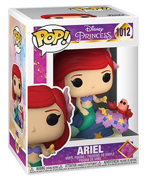 Funko Pop! Disney: Ultimate Princess Ariel #1012