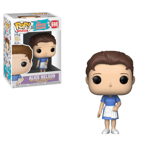 Funko Pop! Television: The Brady Bunch Alice Nelson #698