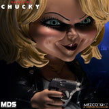 Mezcotoys Mezco Designer Series Bride Of Chucky: Tiffany Figure