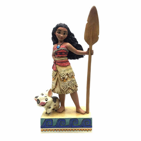 Enesco Disney Traditions Moana Statue