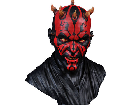 Diamond Select Star Wars Legends in 3D Darth Maul 1:2 Scale Bust