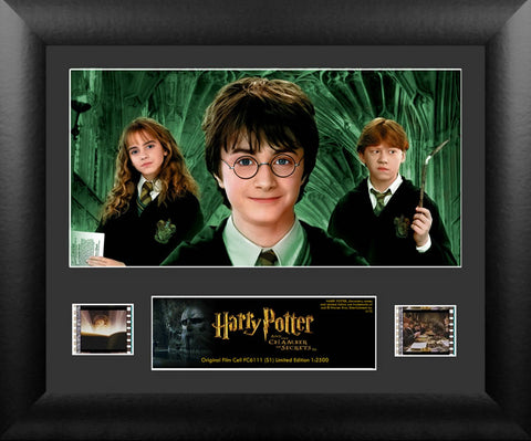 Film Cells: Harry Potter and the Chamber of Secrets (S1) Single Cell