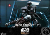 PRE-ORDER: Hot Toys The Mandalorian Dark Trooper Sixth Scale Figure