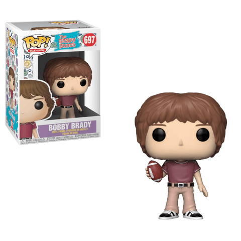 Funko Pop! Television: The Brady Bunch Bobby Brady #697