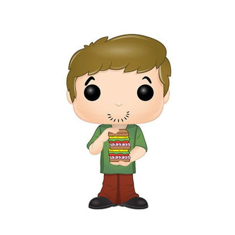 Funko Pop! Animation: Scooby Doo: Shaggy With Sandwich