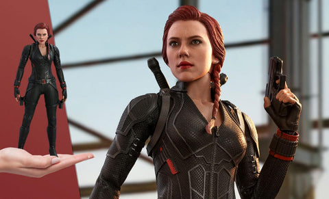 PRE-ORDER: Hot Toys Avengers Endgame: Black Widow Sixth Scale Figure