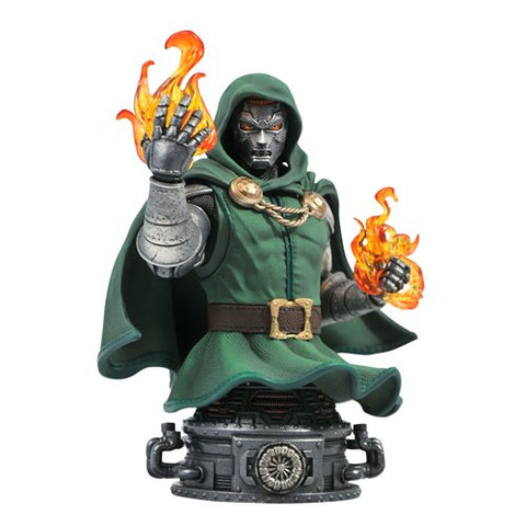 PRE-ORDER: Diamond Select Marvel Comics Doctor Doom Bust