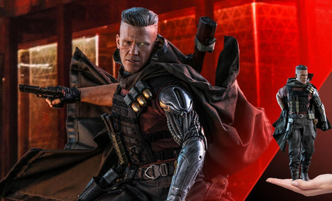 PRE-ORDER: Hot Toys Cable Sixth Scale Figure