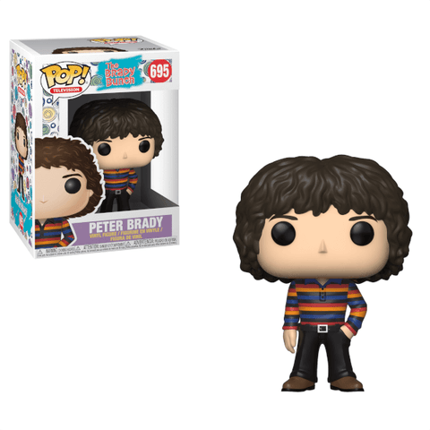 Funko Pop! Television: The Brady Bunch Peter Brady #695