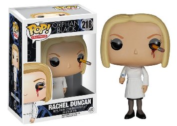 Funko Pop Television: Orphan Black Rachel Duncan #218 Hot Topic Exclusive - collectorzown