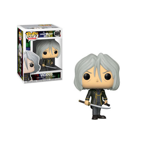 Funko Pop! Animation: Cowboy Bebop Vicious #469