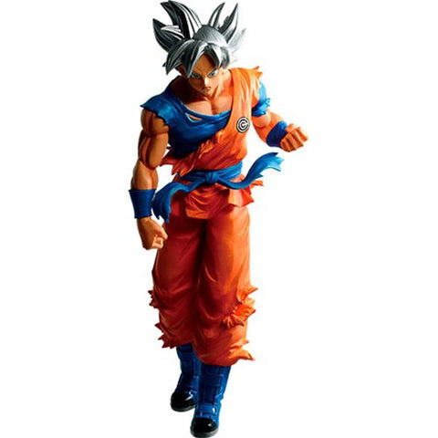 Bandai Tamashii Nations Dragon Ball Heroes Son Goku Ultra Instinct Ichiban Statue
