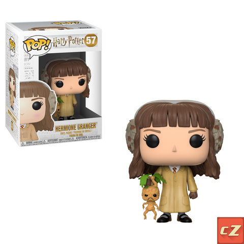 Funko Pop! Harry Potter: Hermione Granger (Herbology) #57 *New In Box* - CollectorZown