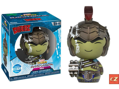 Funko Dorbz Thor Ragnarok: Hulk #366 Limited Edition 5000 - collectorzown