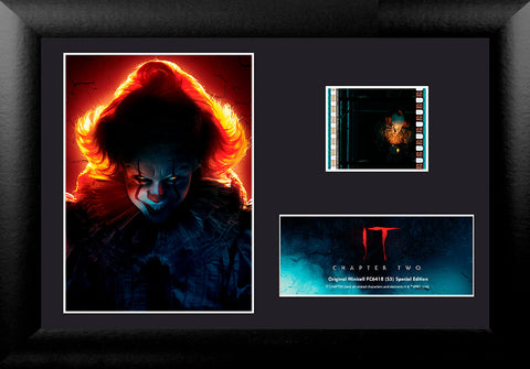FilmCells: IT Chapter Two (Illuminated Pennywise) MiniCell FilmCells Desktop Presentation