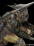 PRE-ORDER: Iron Studios Lord of the Rings Armored Orc BDS Art Scale 1/10