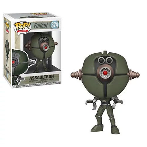 Funko Pop! Games: Fallout: Assaultron #374