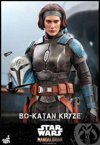 PRE-ORDER: Hot Toys Star Wars The Mandalorian Bo-Katan Kryze Sixth Scale Figure