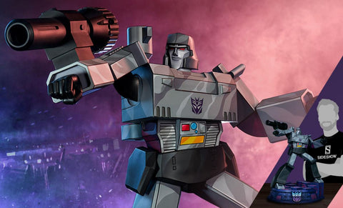 PCS Collectibles Megatron G1 Museum Scale Statue