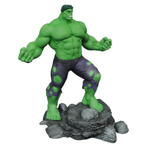 PRE-ORDER: Diamond Select Marvel Gallery Hulk Statue