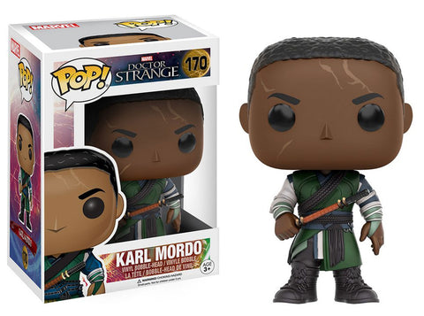Funko Pop Marvel: Doctor Strange Karl Mordo #170 - collectorzown