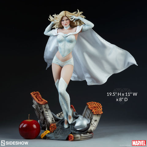 PRE-ORDER: Sideshow Collectibles Emma Frost Premium Format Figure