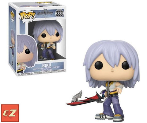 Funko Pop! Disney: Kingdom Hearts Riku #333 *New In Box* - collectorzown