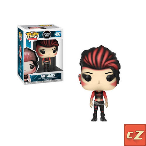 Funko Pop! Movies: Ready Player One: Art3mis #497 *New In Box*