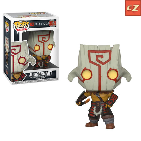 Funko Pop! Games: DOTA 2 Juggernaut #354 - collectorzown