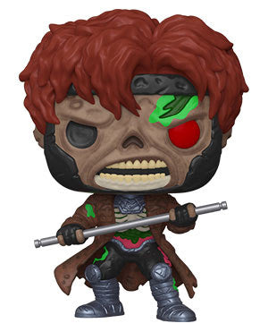 Funko Pop! Marvel Zombies: Zombie Gambit