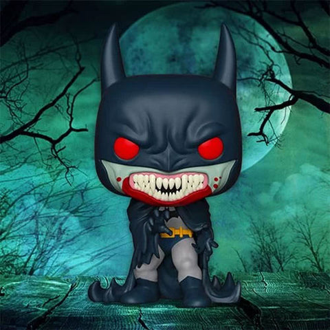 Funko Pop! Heroes: Batman 80th Red Rain Batman (1991)