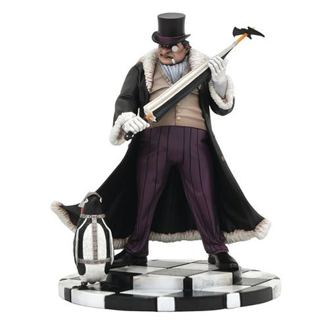 Diamond Select DC Comic Gallery Penguin Statue