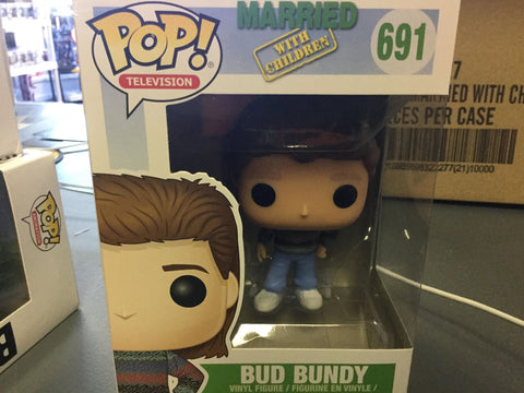 Funko Pop! Television: Married with Children - Bud #691