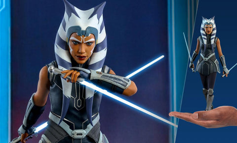 PRE-ORDER: Hot Toys Ahsoka Tano Sixth Scale Figure