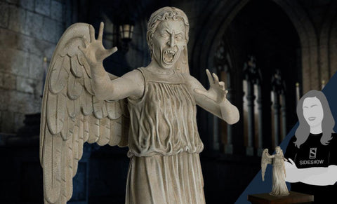 Eaglemoss Doctor Who Weeping Angel(Mega) Figurine