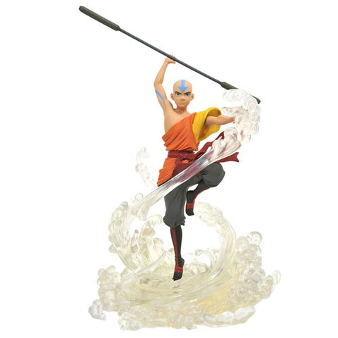 PRE-ORDER: Diamond Select Avatar: The Last Airbender Aang Gallery Statue