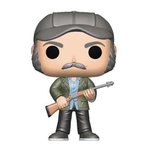 PRE-ORDER: Funko Pop! Movies: Jaws Quint