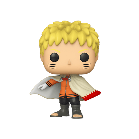 Funko Pop! Animation: Boruto Naruto Next Generations Naruto Hokage AAA Anime Exclusive
