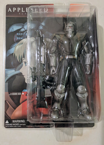 Yamato 2004 Appleseed: Ex Machina Briareos Hechatonchires Action Figure