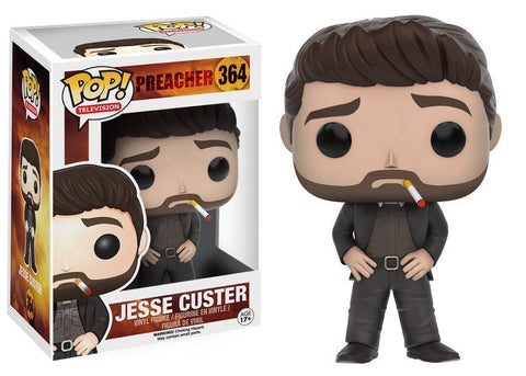 Funko Pop Television: Preacher Jesse Custer #364 - collectorzown