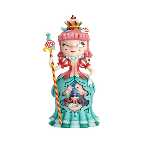 Enesco: The World of Miss Mindy Candy Queen Figurine
