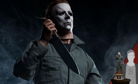 PRE-ORDER: PCS Collectibles Michael Myers Statue