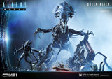 "PRE-ORDER: Prime 1 Premium Masterline Aliens (Comics) Queen Alien ""Battle Diorama"" Statue"
